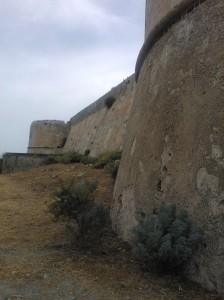 Artemisia, Aragonese Fortress Walls, Milazzo Castle